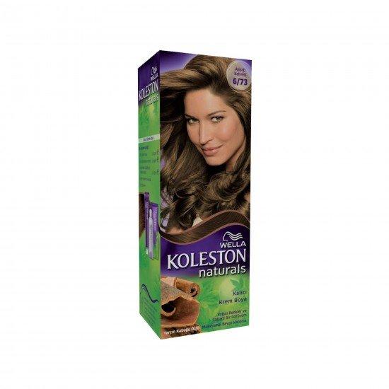 Koleston Naturals Set Saç Boyası 6/73 Ayışığı Kahvesi