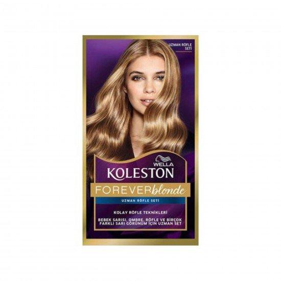 Koleston Saç Boyası Röfle Seti