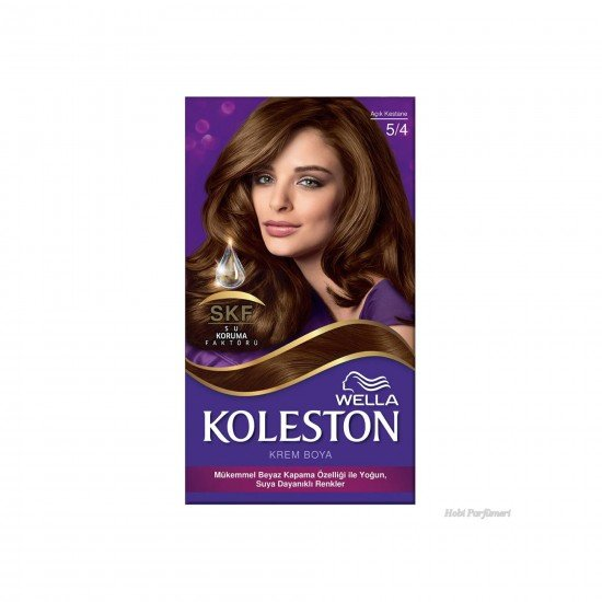 Koleston Set Saç Boyası 5/4 Açık Kestane