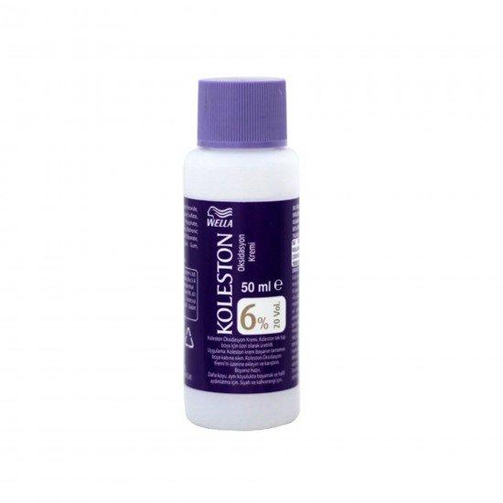 Koleston Sıvı Peroksit %6 Krem Boya İçin Oksidan