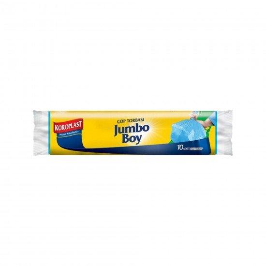 Koroplast Jumbo Boy Çöp Torbası 80X110 Cm