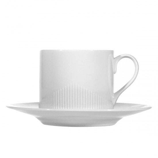 Kütahya Porselen Kahve Takımı Adler 6 Kişilik