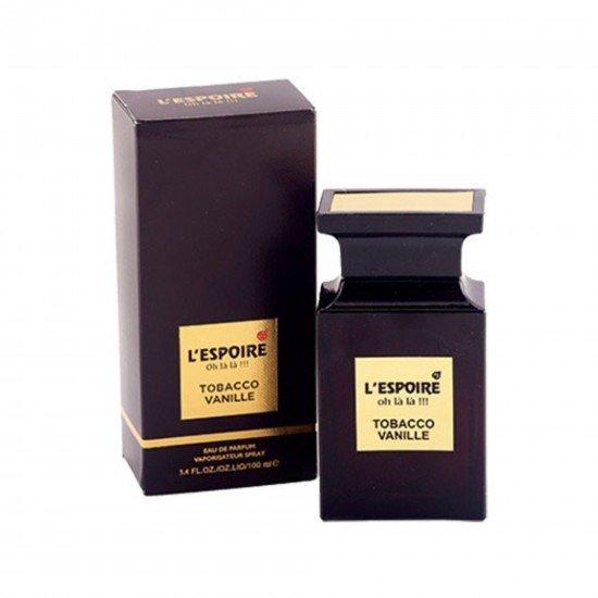 Lespoire Tobacco Vanille Edt. 100 ML Erkek Parfüm