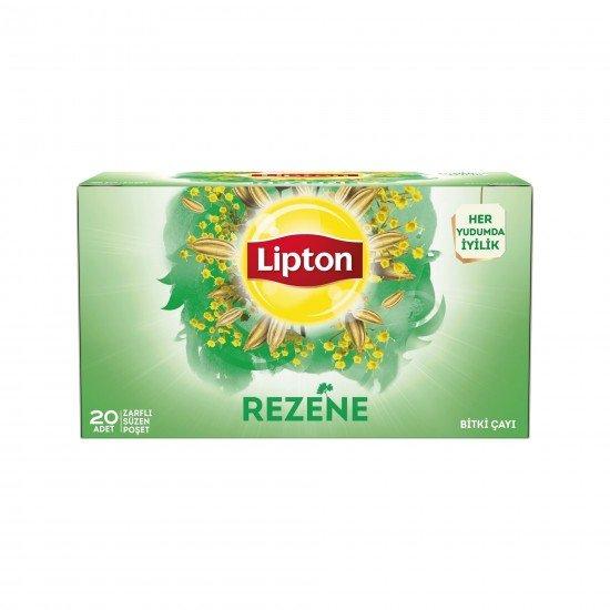 Lipton Rezene Çayı Bardak Poşet 20 Lİ