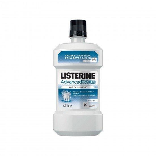 Listerine Advanced White 250 ML