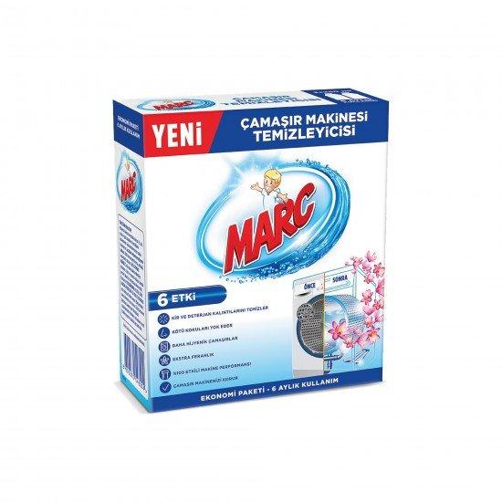 Marc Çamaşır Makinesi Temizleyicisi 2x250 ML