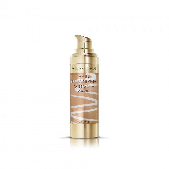 Max Factor Aydınlatıcı Etkili Fondöten - Skin Luminizer Miracle Foundation 75 Golden