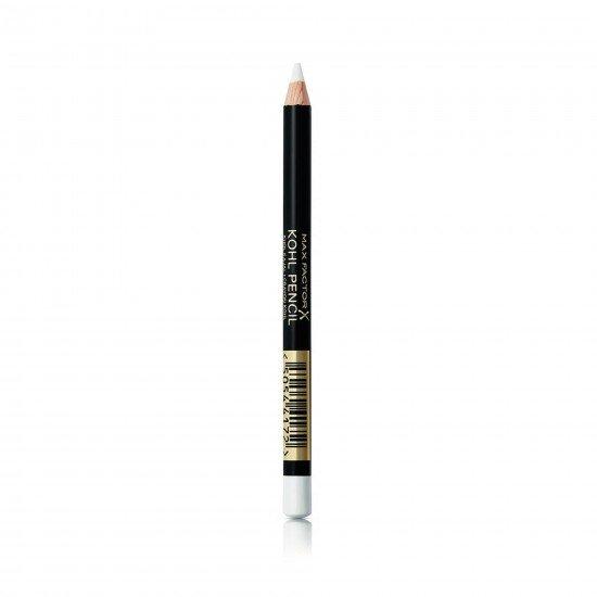 Max Factor Beyaz Göz Kalemi - Kohl Eye Liner Pencil 10 White