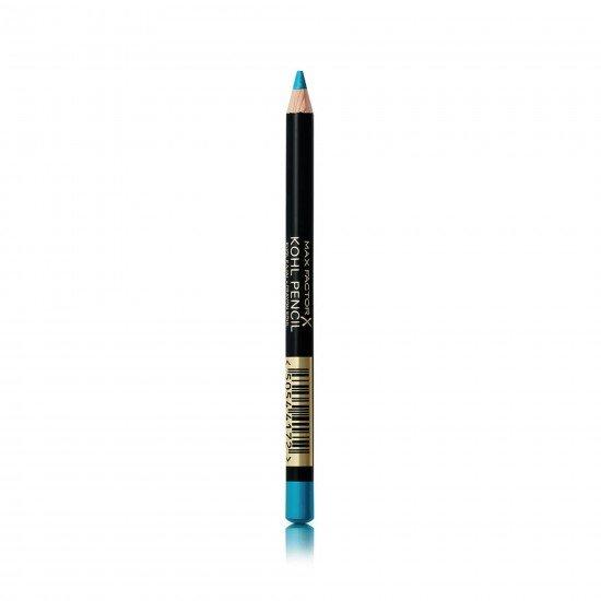 Max Factor Buz Mavisi Göz Kalemi - Kohl Eye Liner Pencil 60 Ice Blue