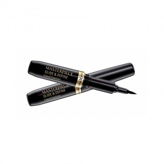 Max Factor Eyeliner 002 Siyah / Kahve - Masterpiece Glide & Define Liquid Eyeliner