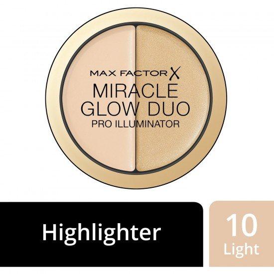 Max Factor Miracle Glow Duo 10 Light Fondöten
