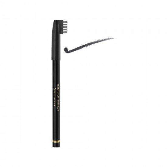 Max Factor Siyah Kaş Kalemi - Eyebrow Pencil 01 Ebony