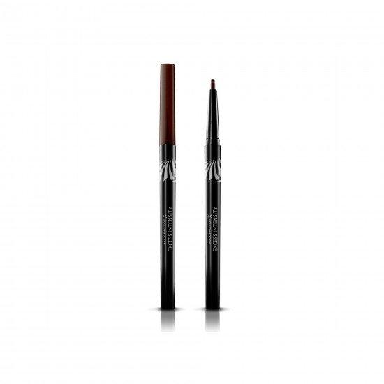 Max Factor Suya Dayanıklı Kahverengi Eyeliner - Excess Intensity Long Wear 06 Excessive Brown