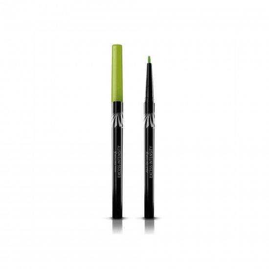 Max Factor Suya Dayanıklı Yeşil Eyeliner - Excess Intensity Long Wear 03 Excessive Green