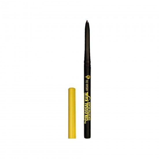 Maybelline Argan Yağı İçeren Siyah Göz Kalemi - Colossal Kajal Liner Extra Black