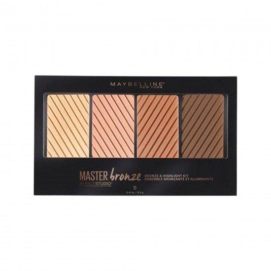 Maybelline Bronzer Paleti Master Bronze Palette No 20