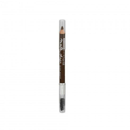 Maybelline Koyu Kahverengi Kaş Kalemi - Master Shape Brow Pencil 260 Dark Brown