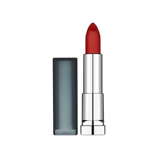 Maybelline New York Color Sensational Kremsi Mat Ruj - 965 Siren In Scarlet - Kırmızı