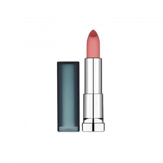 Maybelline New York Color Sensational Matte Nudes Ruj - 987 Smoky Rose