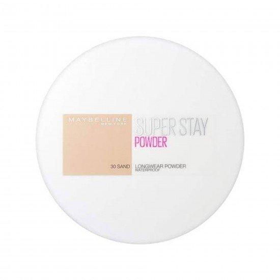 Maybelline Super Stay Waterproof Powder Suya Dayanıklı Pudra 30 Sand