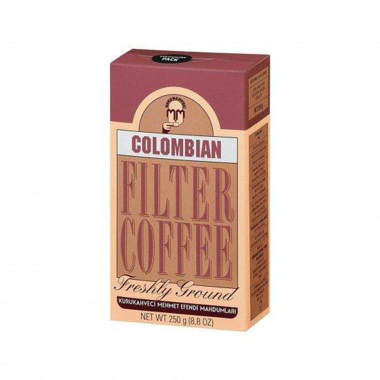 Mehmet Efendi Colombian Filtre Kahve 250 GR