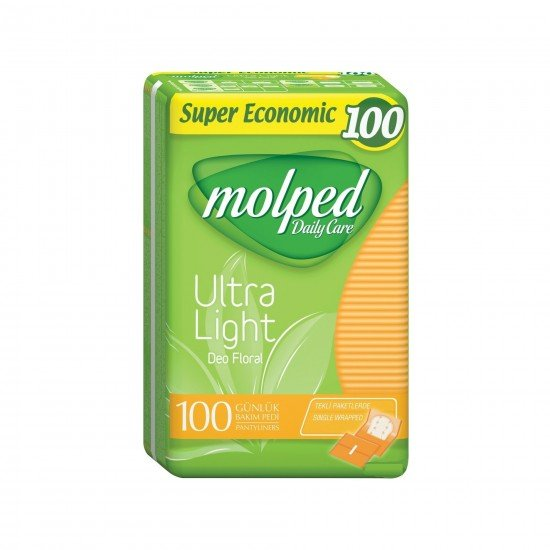 Molped Daily Care Ultra Ligth Sw li Deo Floral 100 lü