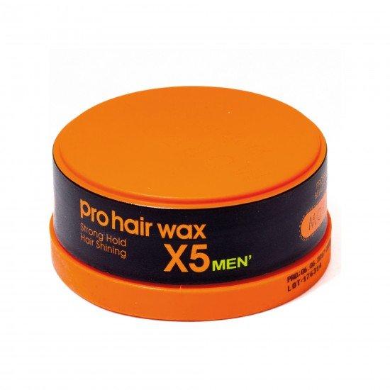 Morfose Men Pro Hair Wax Strong Hold Turuncu 150 GR