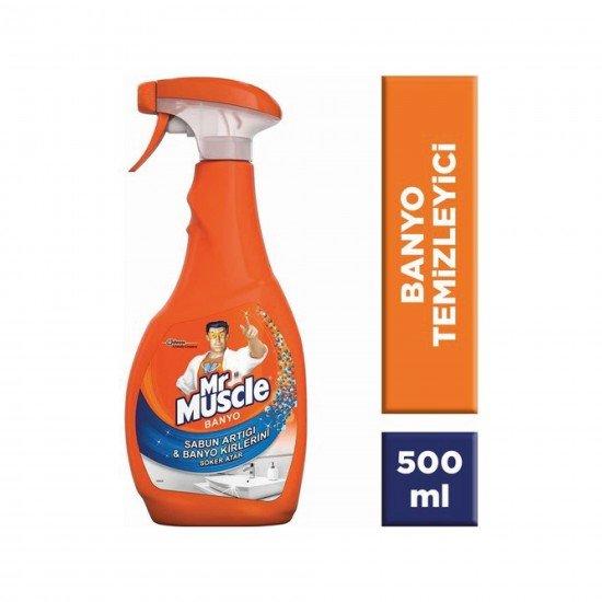 Mr Muscle Banyo Temizleyici 500 ML