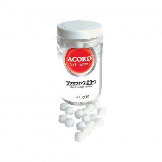 Acord Naftalin Pisuvar Tablet 900 GR