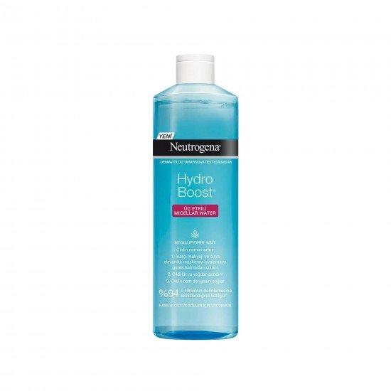 Neutrogena Hydro Boost Üç Etkili Micellar Su 400 ml