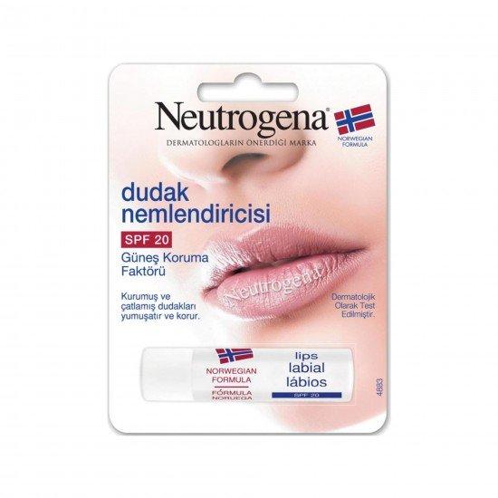 Neutrogena Neutrogena Dudak Koruyucu Nemlendiricisi Spf 20