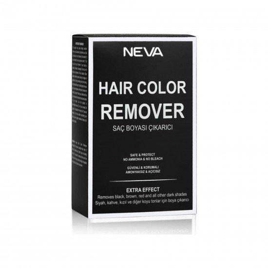 Neva Saç Boyası Çıkartıcı Set Amonyaksız Açıcısız Extra Effect