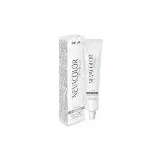 Nevacolor Premium Ultimate Tonlayıcı Krem Boya Gümüş Gri