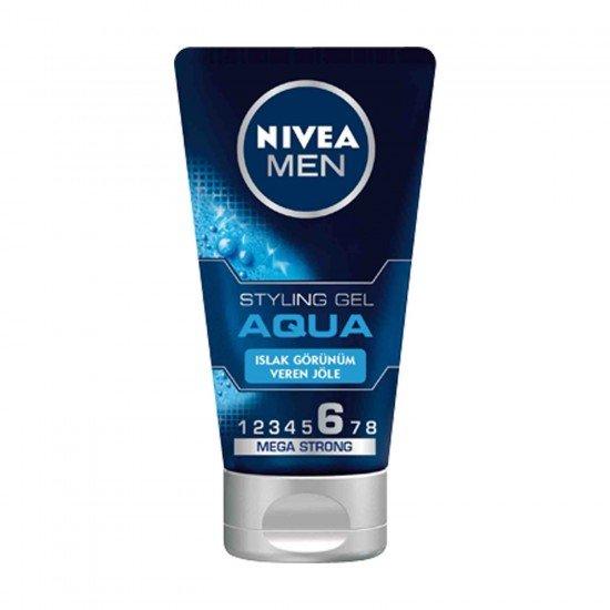 Nivea Aqua Tüp Jöle Islak Görünüm 150 Ml