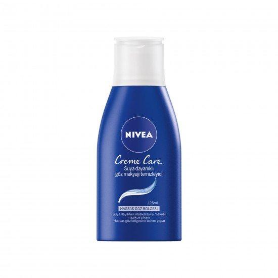 Nivea Creme Care Suya Dayanıklı Göz Makyaj Temizleyici Losyon 125 Ml