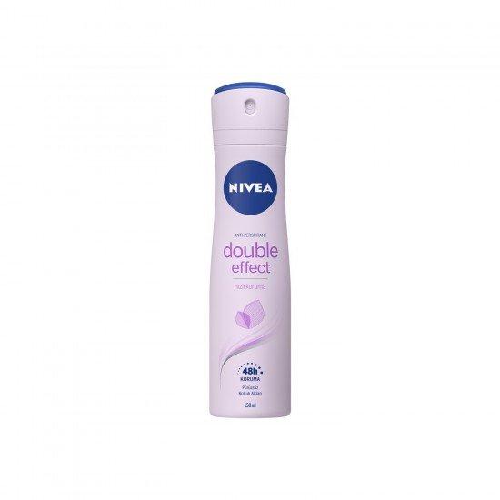 Nivea Double Effect Mor Düşler Kadın Deodorant Sprey 150 Ml