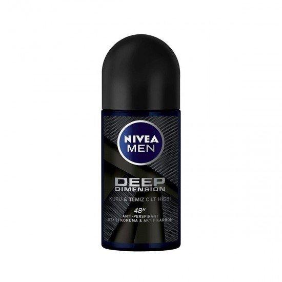 Nivea Men Deep Dimension Roll-On 50 ml