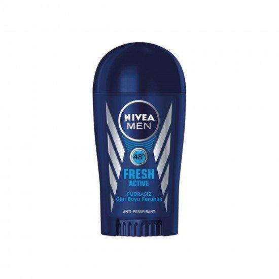 Nivea Men Fresh Active Deodorant Stick Erkek 40 ML