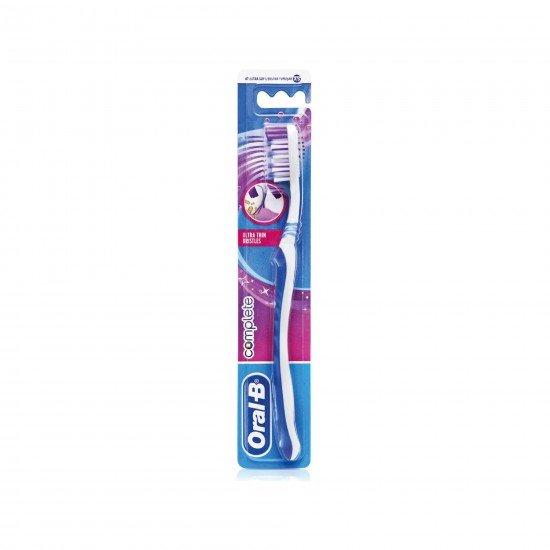 Oral-B Diş Fırçası Complete Ultra İnce Kıllar 40 Extra Yumuşa / Extra Softk