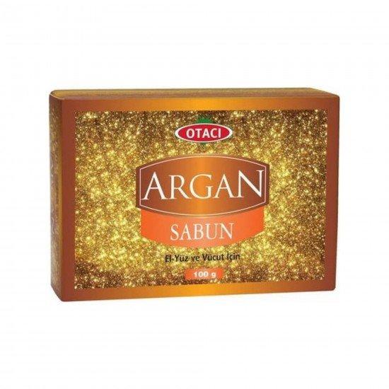Otacı Argan Sabun El Yüz ve Vücut için 100 GR
