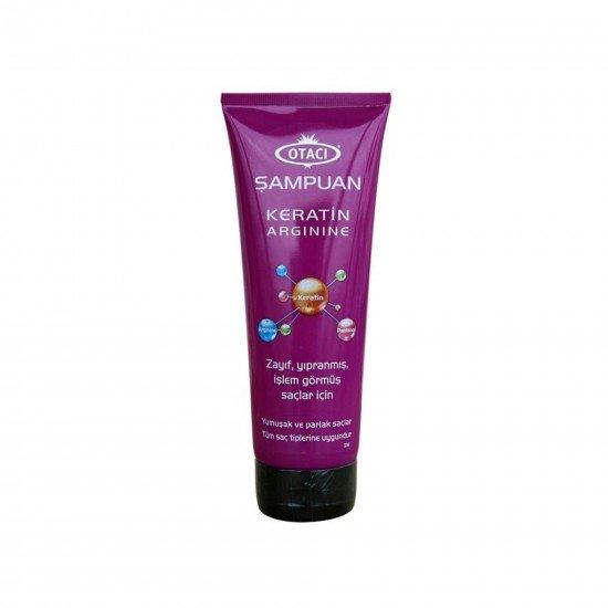Otacı Keratin Arginine Şampuan 250 ML