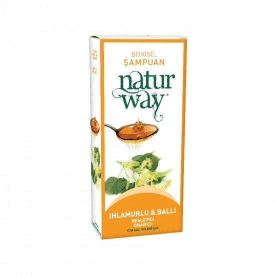 Otacı Naturway Bitkisel Şampuan Ihlamur & Ballı Besleyici Onarıcı 500 ML