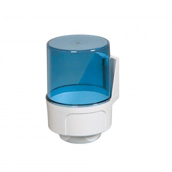 Palex İçten Çekme Kağıt Havlu Dispenseri Şeffaf Mavi