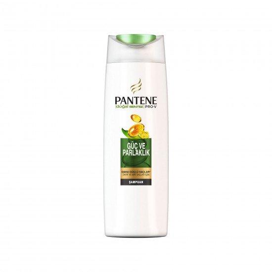Pantene Doğal Sentez Güç ve Parlaklık Şampuan 500 ml