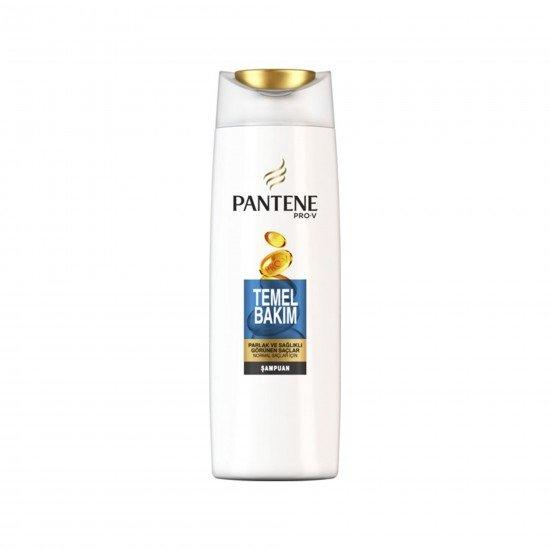 Pantene Temel Bakım Şampuan 500 ml
