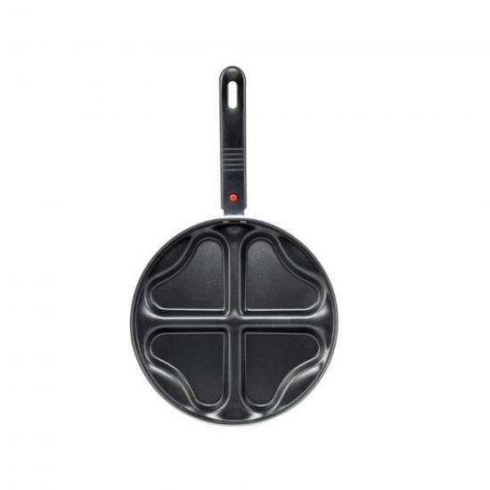 Papilla Sök Tak Romantik Kalp Desen Krep Waffle Tava 24 cm