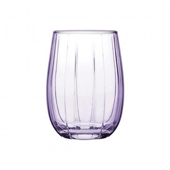 Paşabahçe 420212 Mor Linka Kahve Yanı Su Bardağı 115 Cc 6 Lı