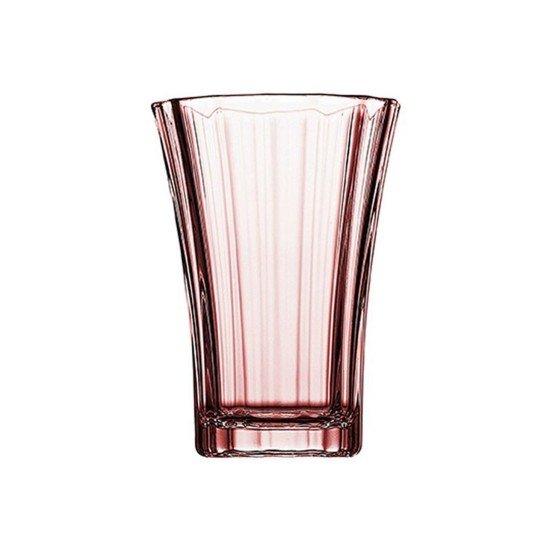 Paşabahçe 52400 Diamond Kahve Yanı Pembe Su Bardağı 6lı 110cc
