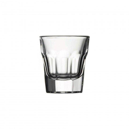 Paşabahçe 52734 Casablanca Kahve Yanı Shot Bardağı 36 Cc 6Lı