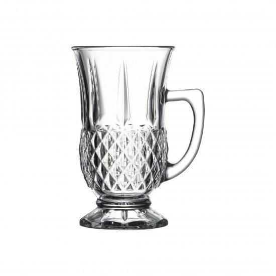 Paşabahçe 55671 İstanbul Kulplu Çay Bardağı 160 cc 6 lı